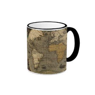 Mapa de Vera Totius Expeditionis Taza De Café