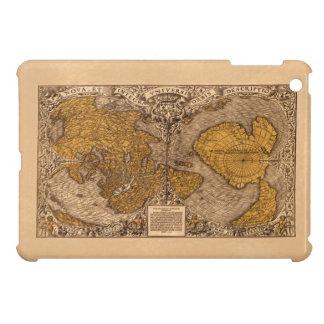 Mapa de Viejo Mundo de la obra clásica de la multa