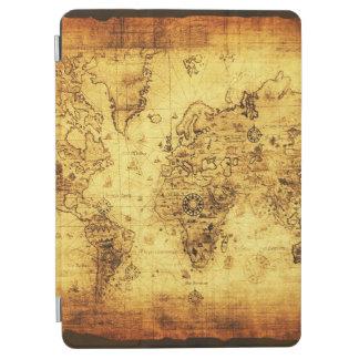 Mapa de Viejo Mundo del vintage Cubierta De iPad Air