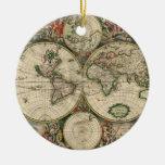 Mapa de Viejo Mundo Ornato