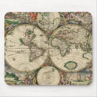 Mapa de Viejo Mundo Tapete De Raton