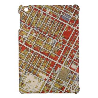 Mapa de WPA de Los Ángeles central