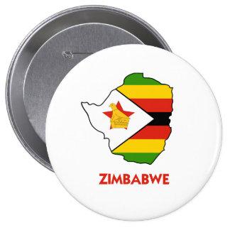 MAPA DE ZIMBABWE PIN