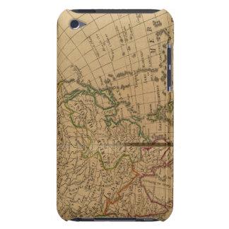 Mapa del atlas de Asia iPod Touch Cobertura