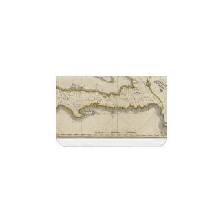 Mapa del atlas de Haití