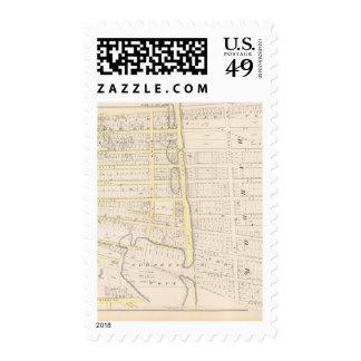 Mapa del atlas de la ensenada del ciudadano sello