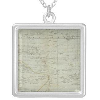 Mapa del atlas de Oceanía Grimpolas