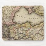 Mapa del atlas de Oriente Medio Tapete De Ratón
