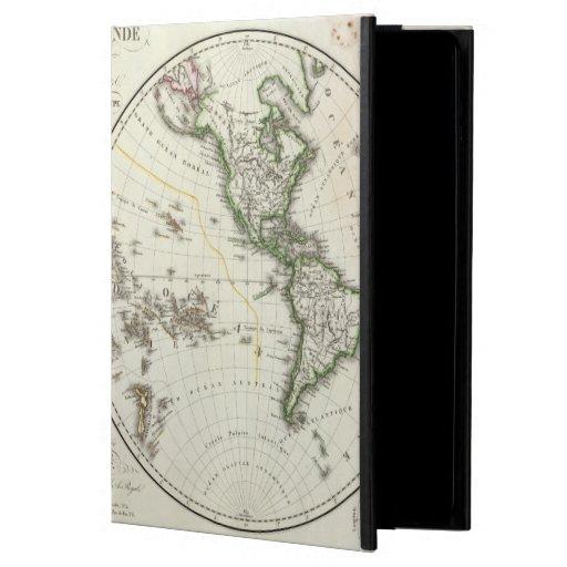 Mapa del atlas de París