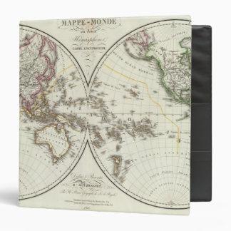 "Mapa del atlas de París Carpeta 1 1/2"""