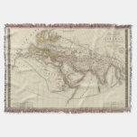 Mapa del atlas de París Manta