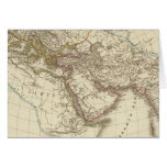 Mapa del atlas de París Tarjetón