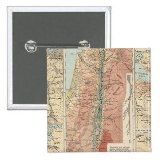 Mapa del atlas de Tieflander Pins