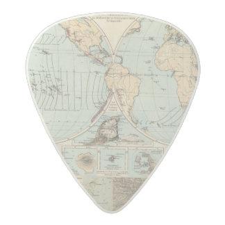Mapa del atlas del DES Erdinnern de Thatigkeit