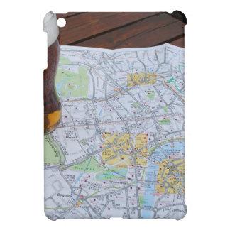 Mapa del centro de ciudad de Londres