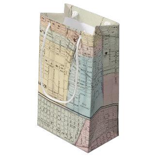 Mapa del chamán, de Urbana, de Mattoon y de Bolsa De Regalo Pequeña