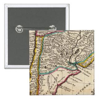 Mapa del chile, Patagonia, La Plata Pin