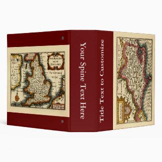 """Mapa del condado de """"Dorcetshire"""" (Dorsetshire) Carpeta 2"""""""