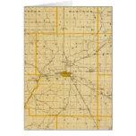 Mapa del condado de Montgomery Tarjetas