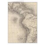 Mapa del imperio español en las Américas Felicitaciones