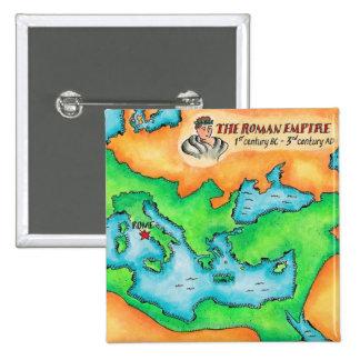Mapa del imperio romano pin