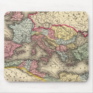 Mapa del imperio romano alfombrilla de ratón