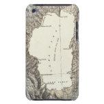 Mapa del lago Tahoe Case-Mate iPod Touch Cobertura