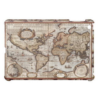 Mapa del mundo 1499 w el caso del iPad de Américas