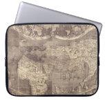 Mapa del mundo 1507 de Martin Waldseemuller Mangas Computadora