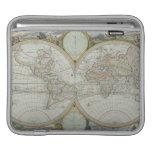Mapa del mundo 21 fundas para iPads