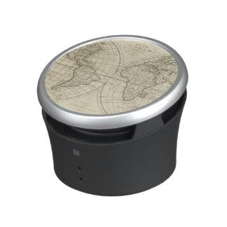 Mapa del mundo 2 2 altavoz con bluetooth