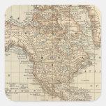 Mapa del mundo 3 colcomania cuadrada