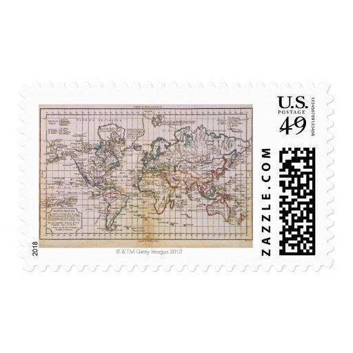 Mapa del mundo 3 envio