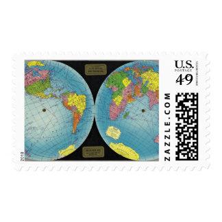 Mapa del mundo 4 envio