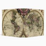 Mapa del mundo antiguo de Guillaume de L'Isle, 172