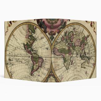 "Mapa del mundo antiguo de Guillaume de L'Isle, Carpeta 2"""