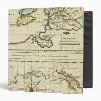 Mapa del mundo del espécimen del geographicarum de