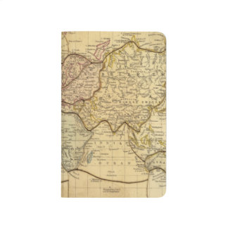 Mapa del mundo en la proyección de Mercators Cuadernos Grapados