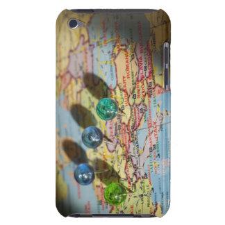 Mapa del mundo, Europa Case-Mate iPod Touch Carcasa