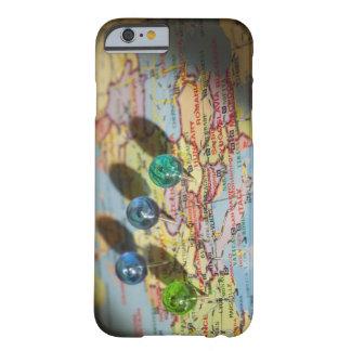 Mapa del mundo, Europa Funda De iPhone 6 Barely There