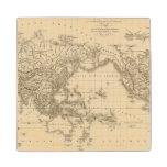 Mapa del mundo físico
