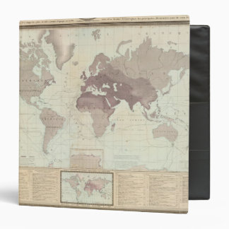 Mapa del mundo histórico