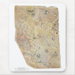 Mapa del mundo Mousepad de Piri Reis