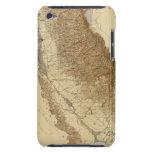 Mapa del San Joaquín Case-Mate iPod Touch Fundas