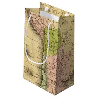 Mapa del sur de AmericaOlney Bolsa De Regalo Pequeña