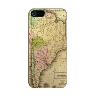 Mapa del sur de AmericaOlney Carcasa De Iphone 5 Incipio Feather Shine