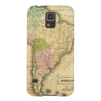 Mapa del sur de AmericaOlney Carcasa Galaxy S5