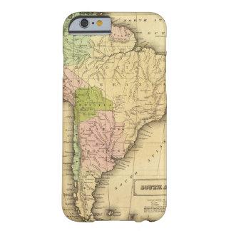 Mapa del sur de AmericaOlney Funda Barely There iPhone 6