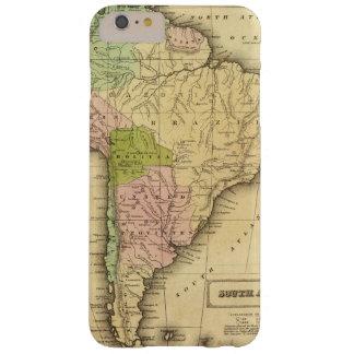 Mapa del sur de AmericaOlney Funda Barely There iPhone 6 Plus