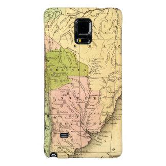 Mapa del sur de AmericaOlney Funda Galaxy Note 4